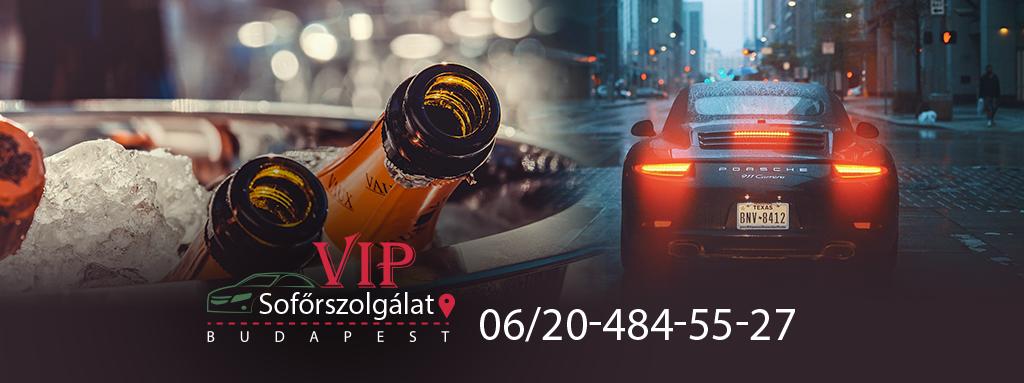 VIP Sofőrszolgálat Budapest
